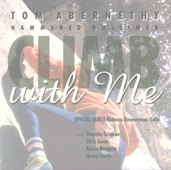 Photo: Climb With Me CD cover.