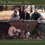 Photo — The Hanshaw Trio CD cover.